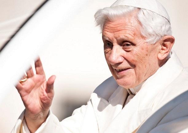 Emeritus paus Benedictus XVI