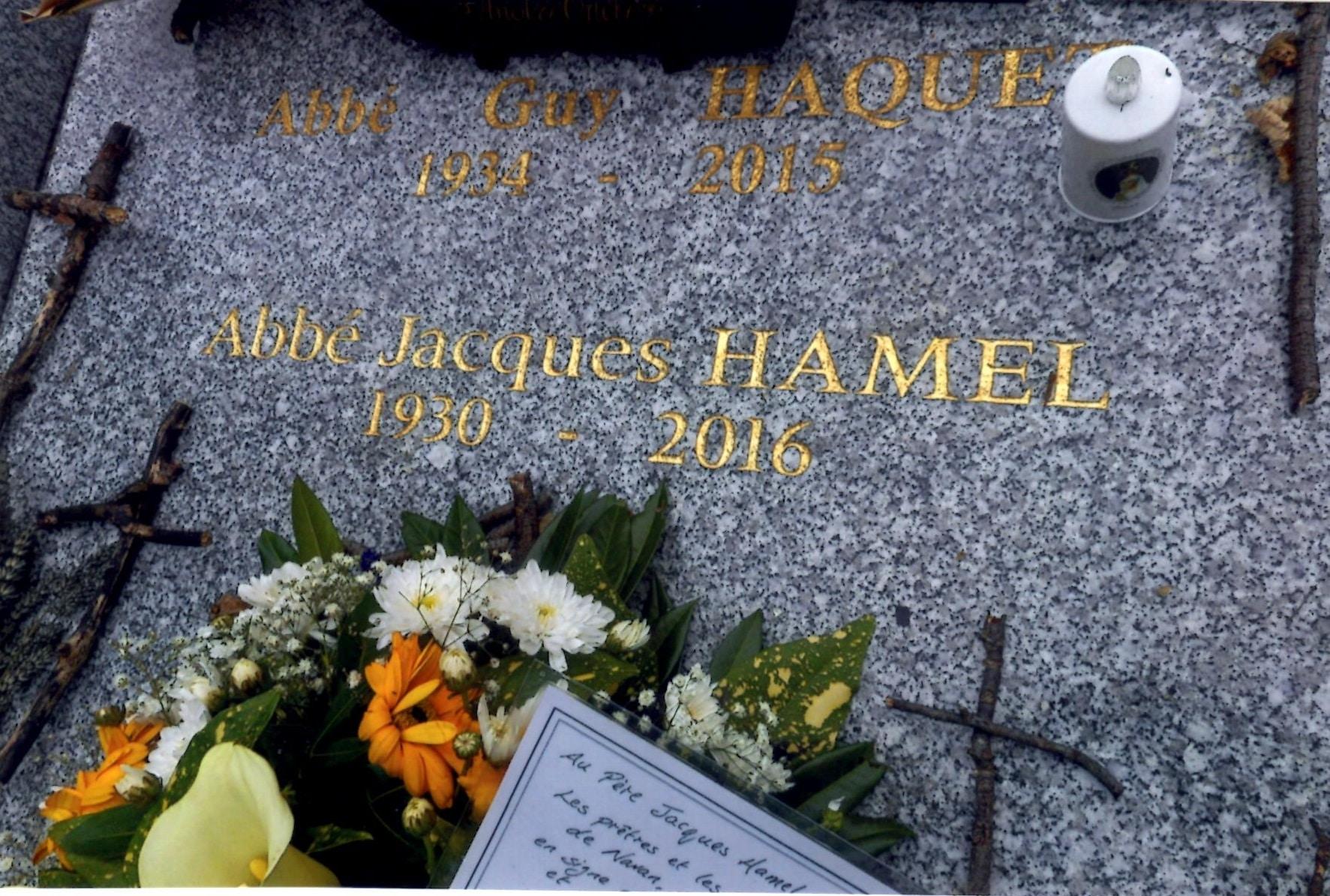Graf Jacques Hamel