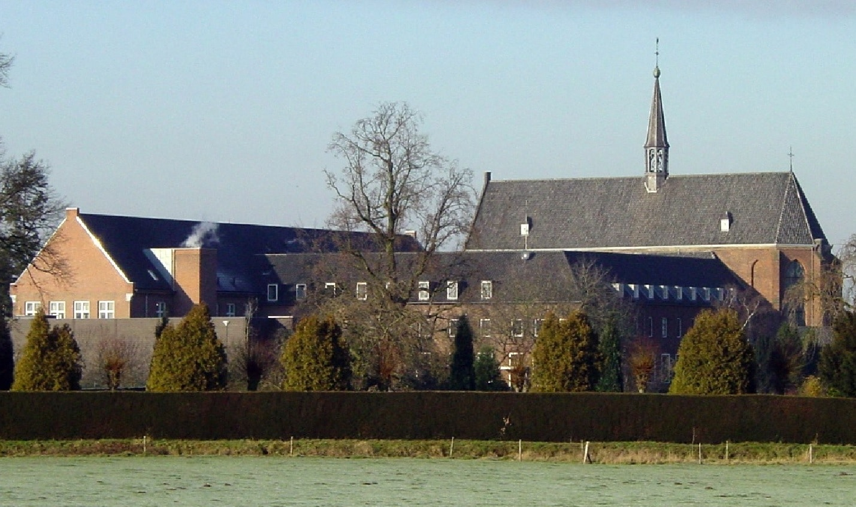 Klooster Sint Agatha bij Cuijk, waar werk- en woongemeenschap Het Groene Kloosterhuis sinds oktober 2017 gevestigd is.