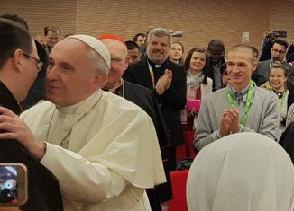 Opening pre-synode - jongeren