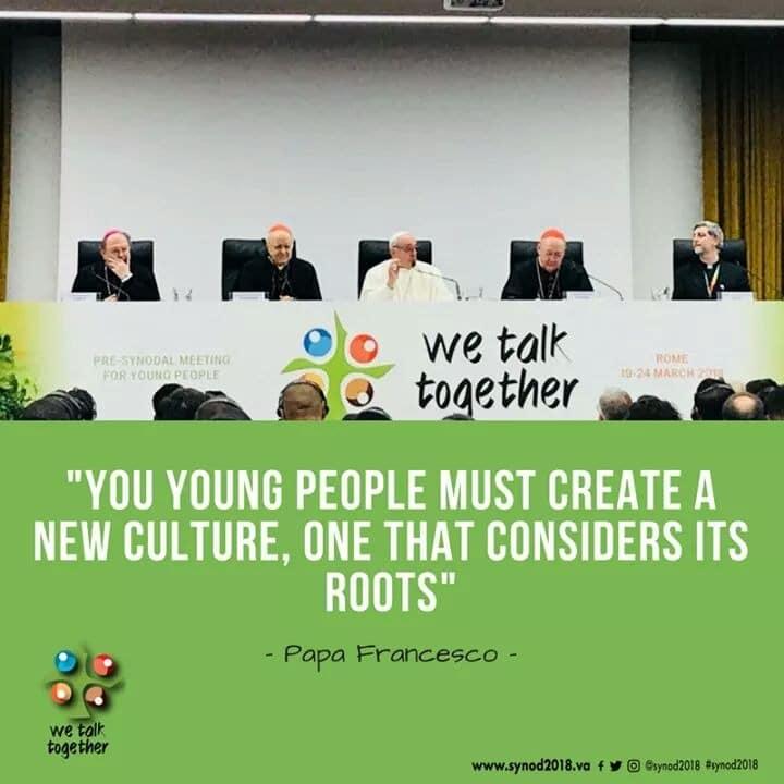 Jongeren - Pre-synode