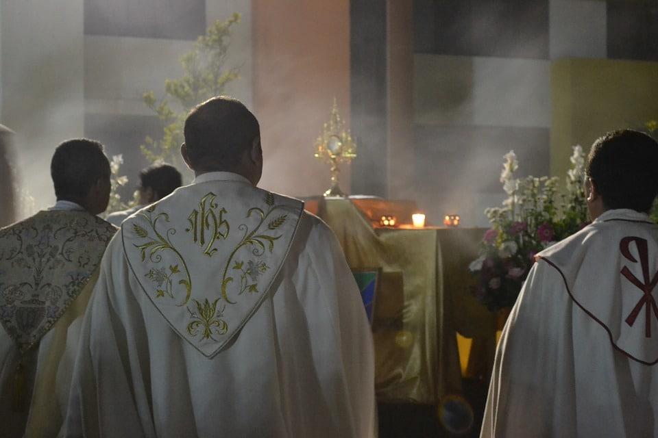 Aanbidding - 24 uur voor de Heer