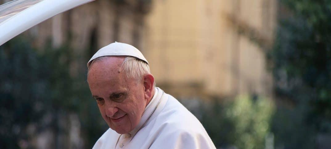 Pausbrief - Paus Franciscus