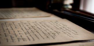 handgeschreven brieven