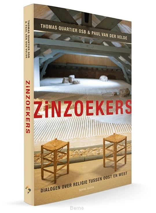 Boek Zinzoekers