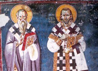 Cyrillus en Methodius van Thessalonica