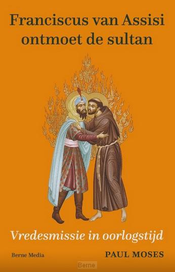 Boek Franciscus en de sultan