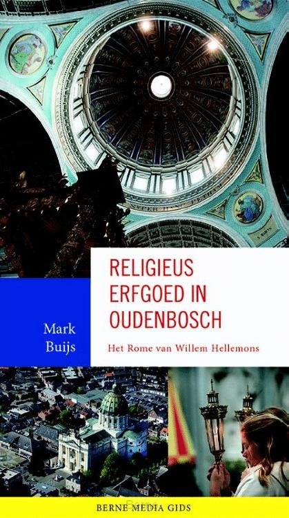Boek religieus erfgoed in Oudenbosch