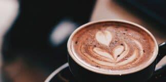 Luxe kop koffie