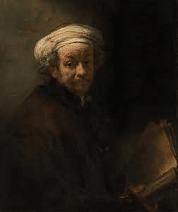 Rembrandt, zelfportret als Paulus (1661). © Rijksstudio/Rijksmuseum