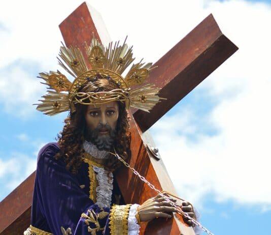 Christus met kruis