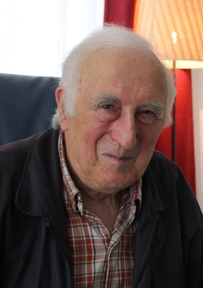 Jean Vanier (foto: Wikipedia)
