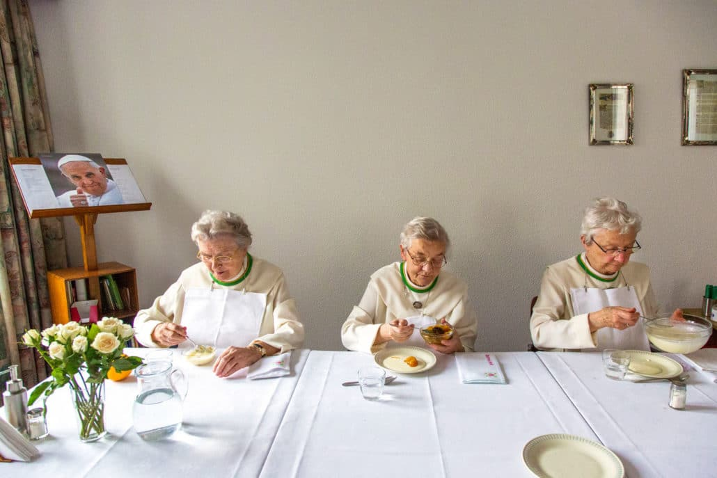 De laatste zusters Augustinessen