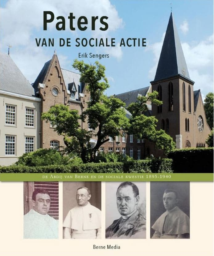 Boek 'Paters van de sociale actie'