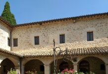 San Damiano Assisi-reis 2019