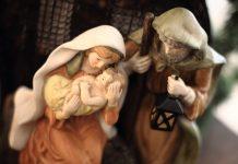 Maria, Jezus en Jozef