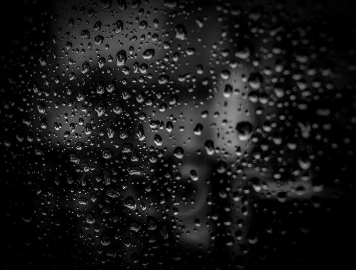 Regen donker
