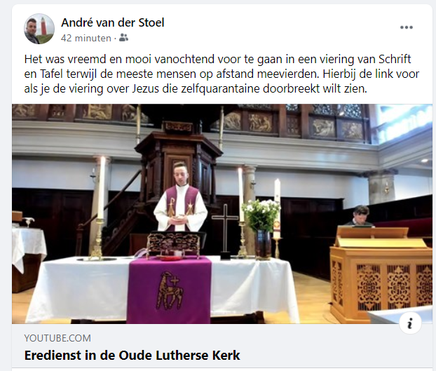 André van der Stoel