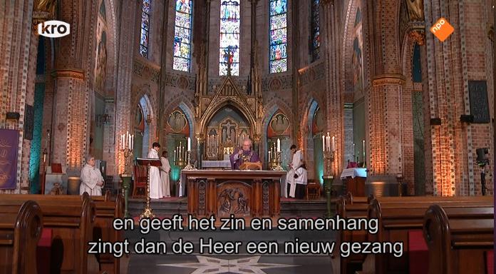 KRO Eucharistieviering