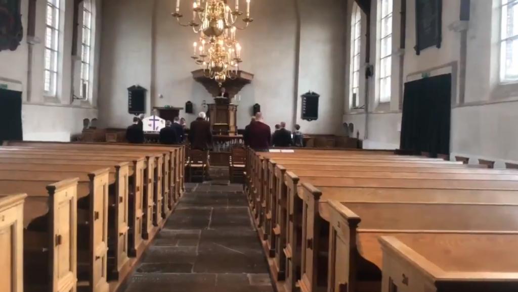Viering Giessen-Oudkerk