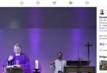 Zondagsmis met pastor Roderick