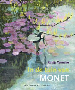 Boekcover 'In de tuin van Monet'
