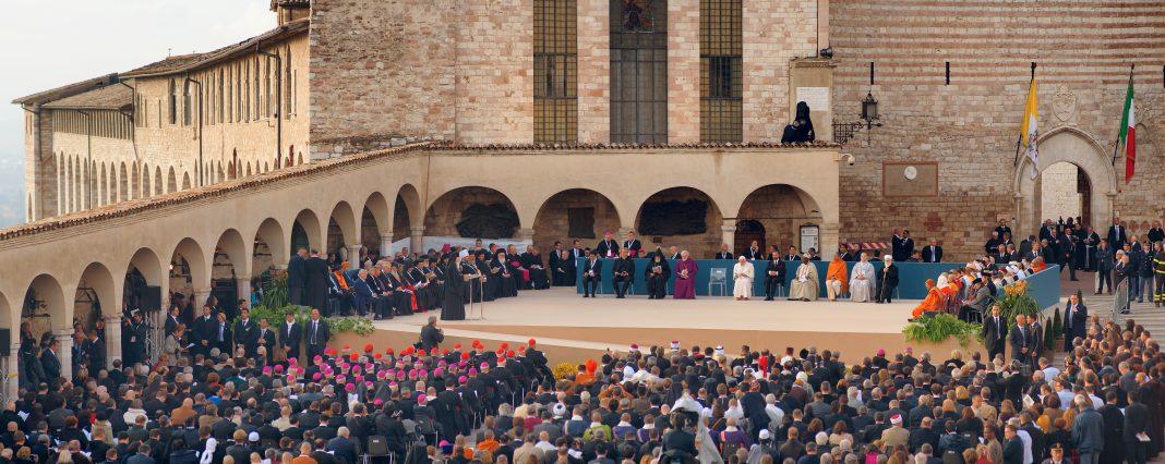 Wereldgebedsdag voor de vrede, Assisi 1986