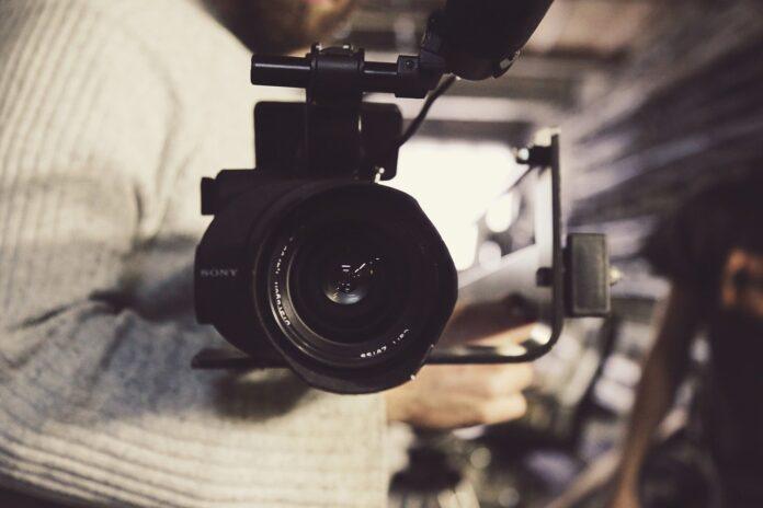 Camera van dichtbij