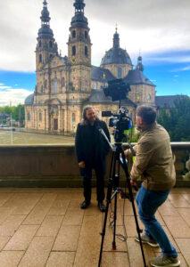 Filmopnames in Fulda (Foto: Meins Coetsier)