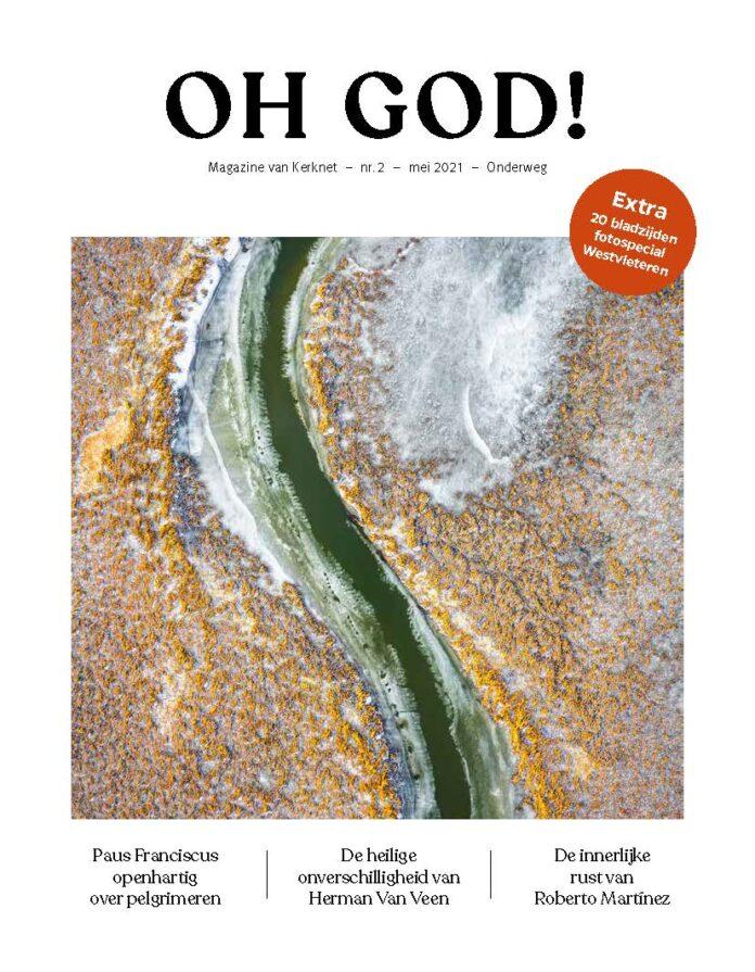 Magazinecover 'Oh God!'