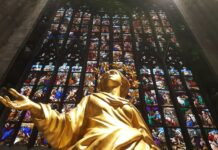 Mariabeeld Milaan