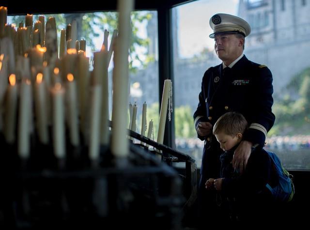 Documentaire 'Lourdes'