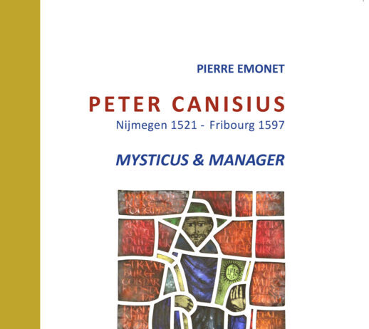 Boekcover Petrus Canisius. Mysticus & manager